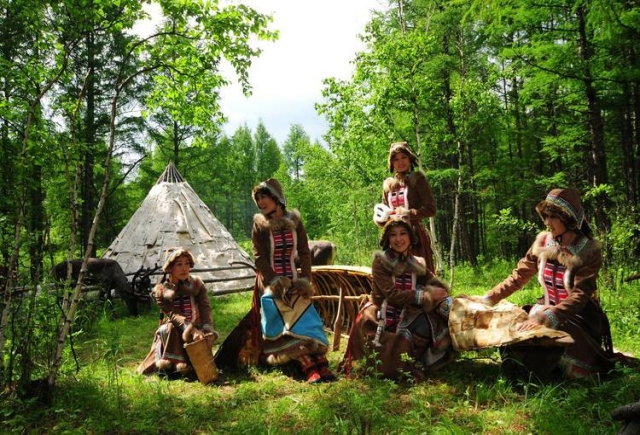 敖鲁古雅鄂温克族乡