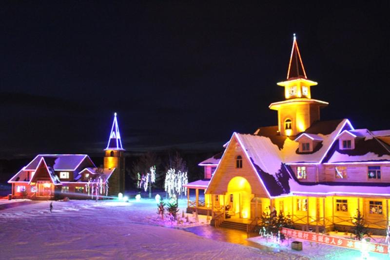 北极圣诞村2