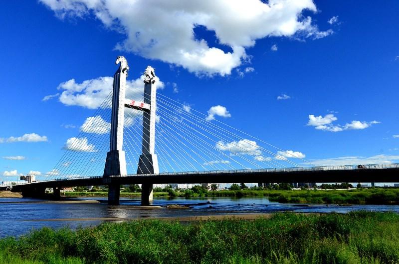 海拉尔哈萨尔大桥
