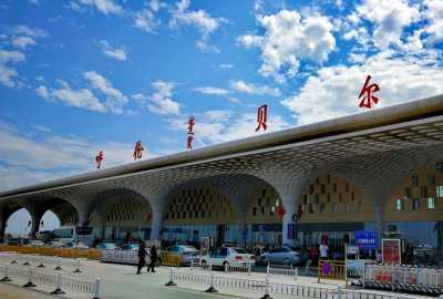 呼伦贝尔机场新增两条航线