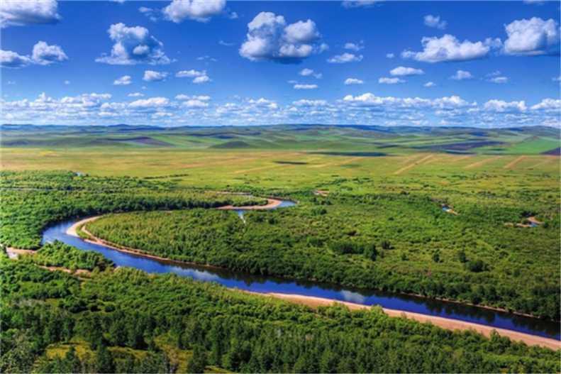 额尔古纳湿地1