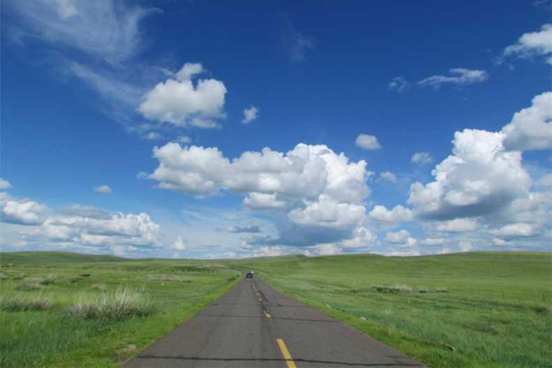 中俄边境公路