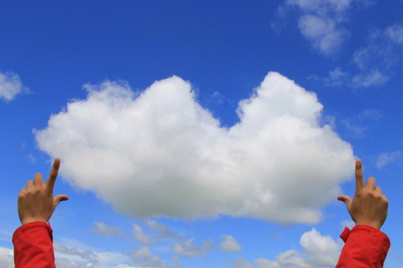 草原的云5