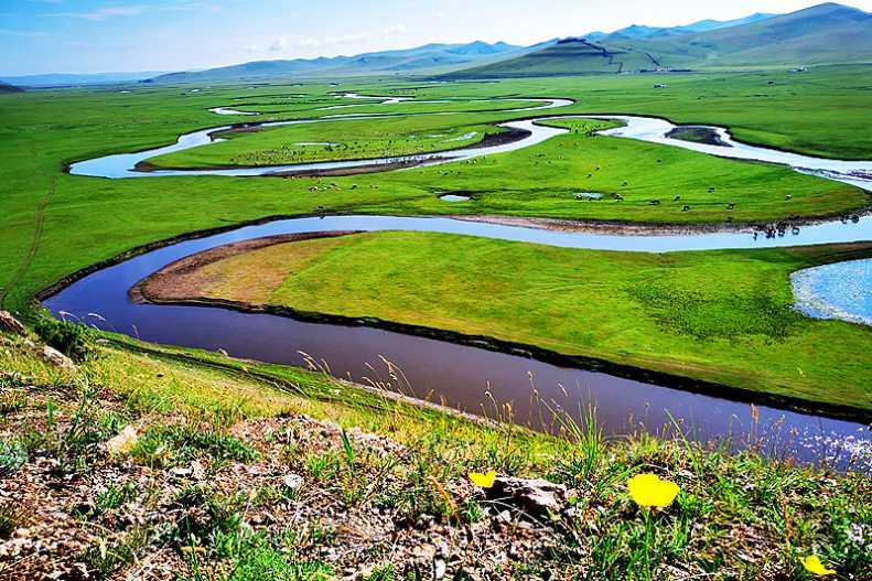 莫日格勒河至高点