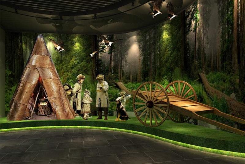 鄂温克博物馆