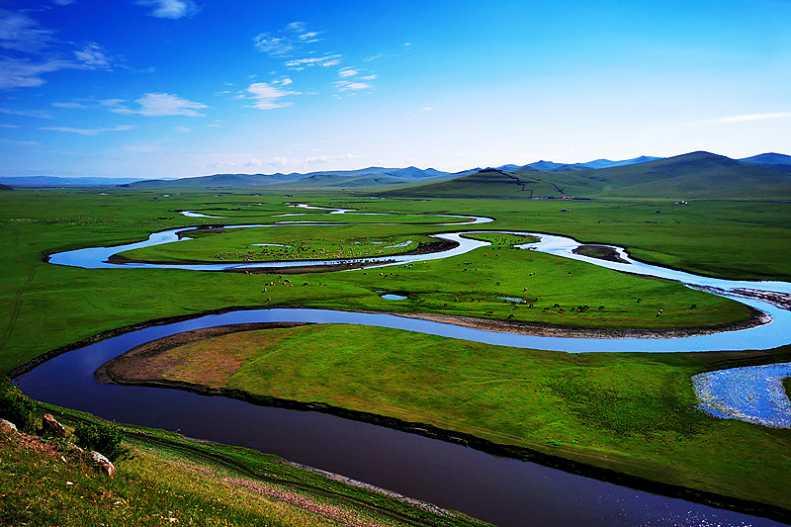 莫日格勒河制高点