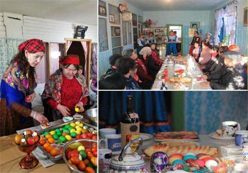 访俄罗斯家庭2