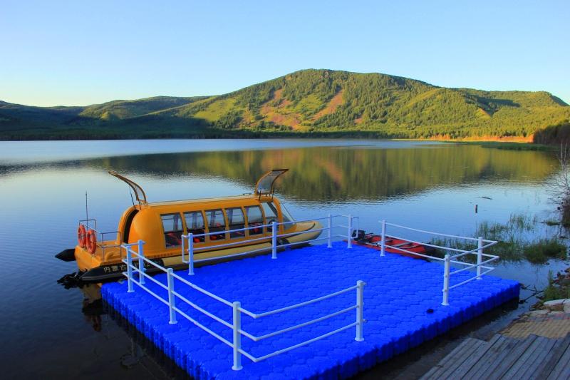 阿尔山乌苏浪子湖1