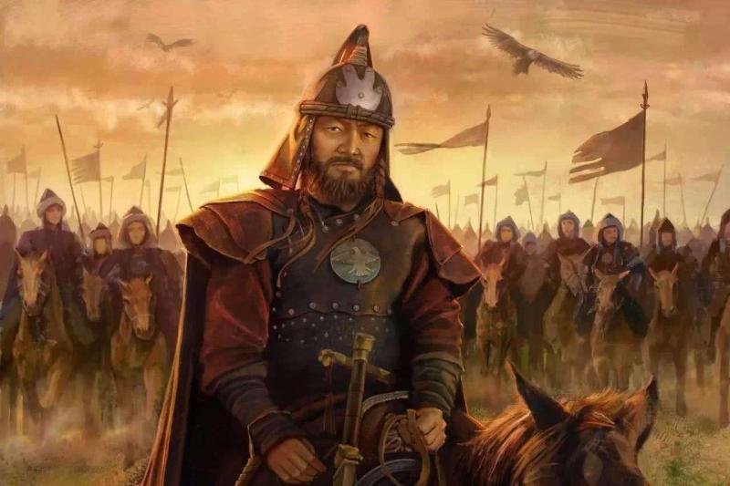 成吉思汗的战粮