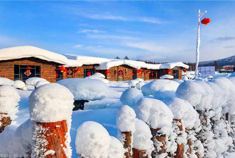 冰雪梦幻阿尔山冬季深度体验2日户外活动