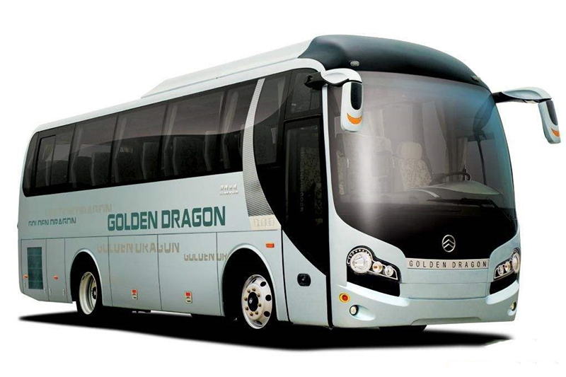 33-55座金龙大巴车