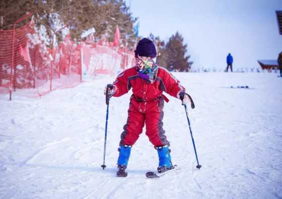 关于儿童滑雪你必须要知道的几件事