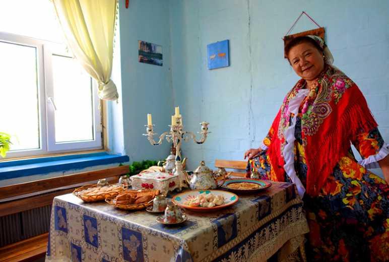 拜访额尔古纳俄罗斯族家庭当地民俗体验