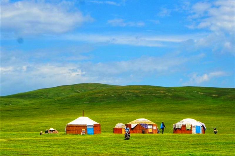 呼伦贝尔草原7日游,呼伦贝尔阿尔山南北经典大环线全年计划草原牧民人家
