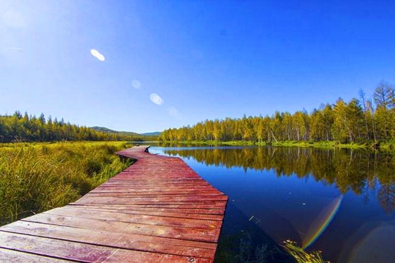 根河满归伊克萨玛国家森林公园,伊克萨玛国家森林公园旅游攻略