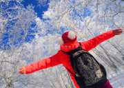 呼伦贝尔冬季4日冰雪旅游中国冷极根河那达慕体验之旅