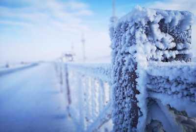 根河冷极冰雪节在中国冷极-呼伦贝尔根河市开幕