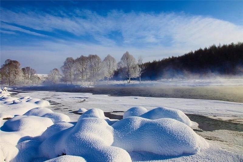 阿尔山冬季旅游